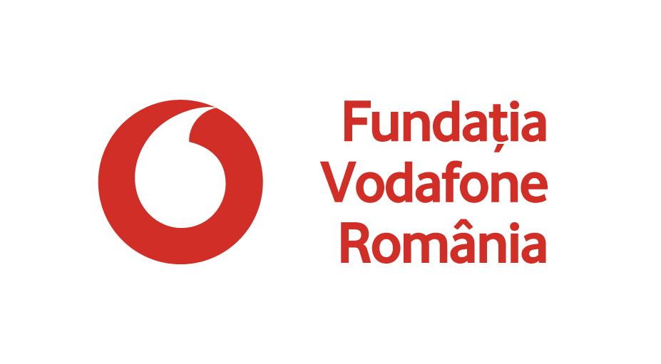 Fundația Vodafone România logo