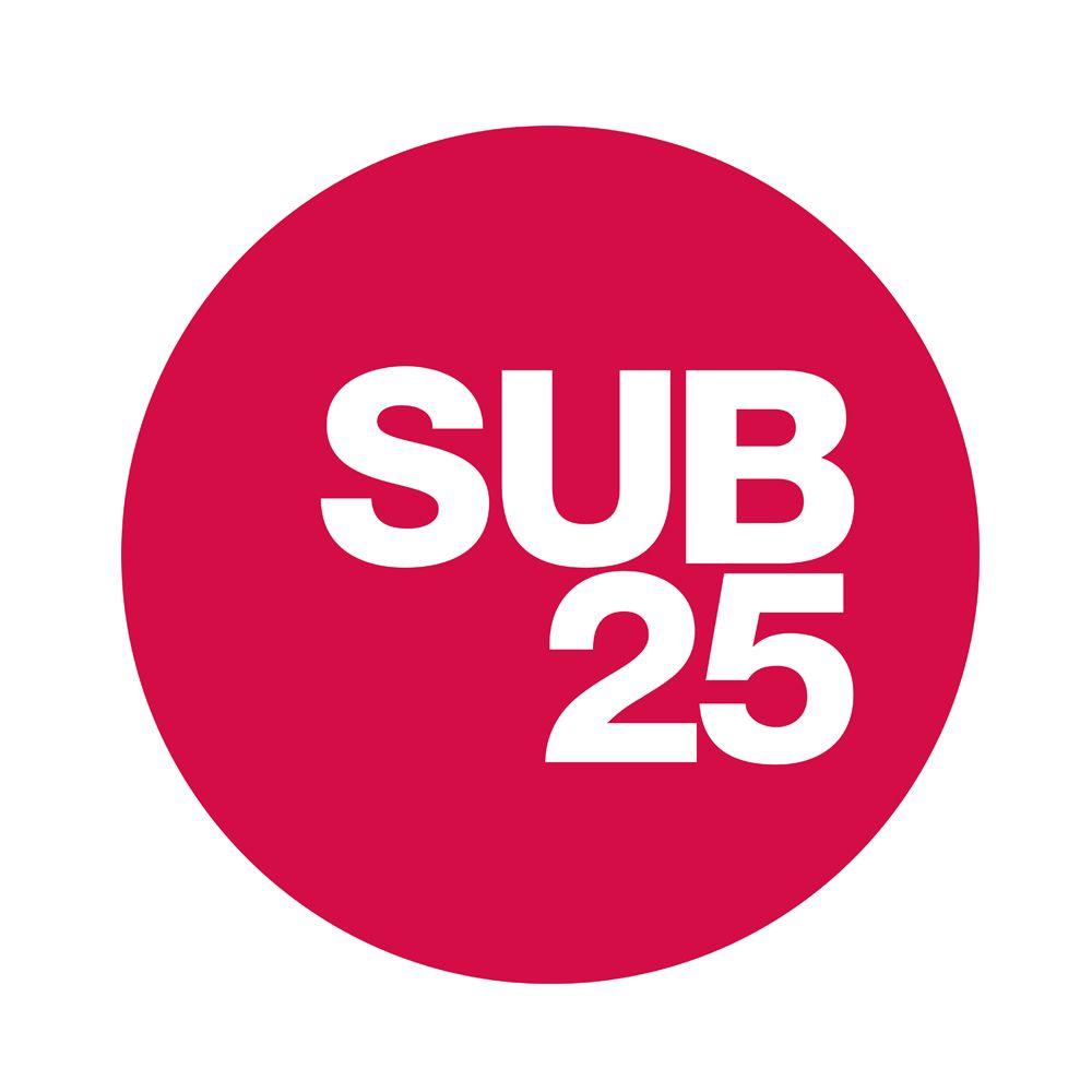 Asociația SUB25 logo
