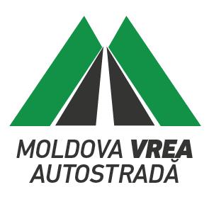 MOLDOVA VREA AUTOSTRADA logo