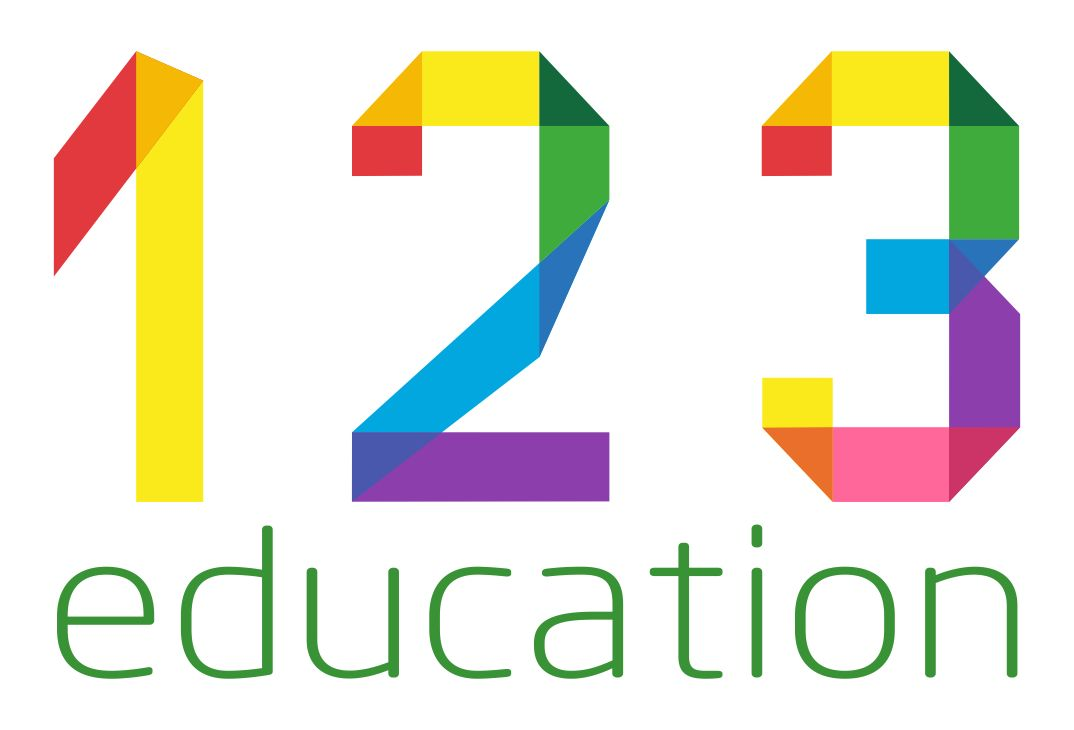 Asociația 1-2-3 Education logo
