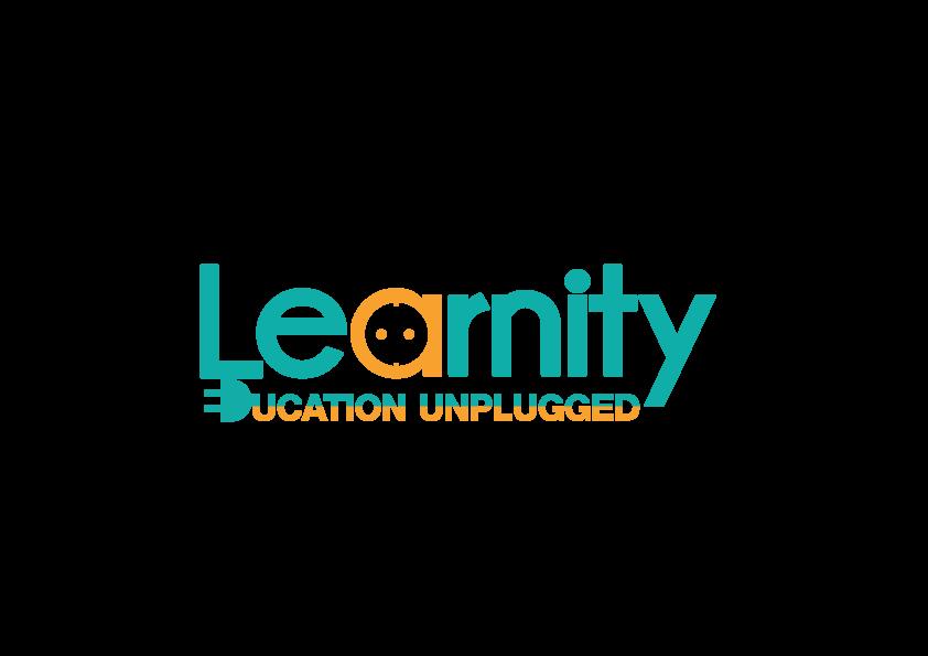 "Asociatia LRNTY - ""Learnity"" logo"
