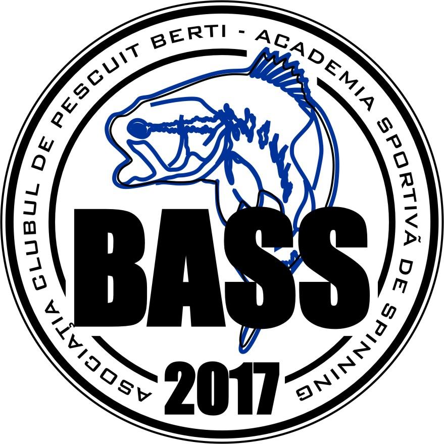 Asociatia clubul de pescuit berti- academia sportiva de spinning logo