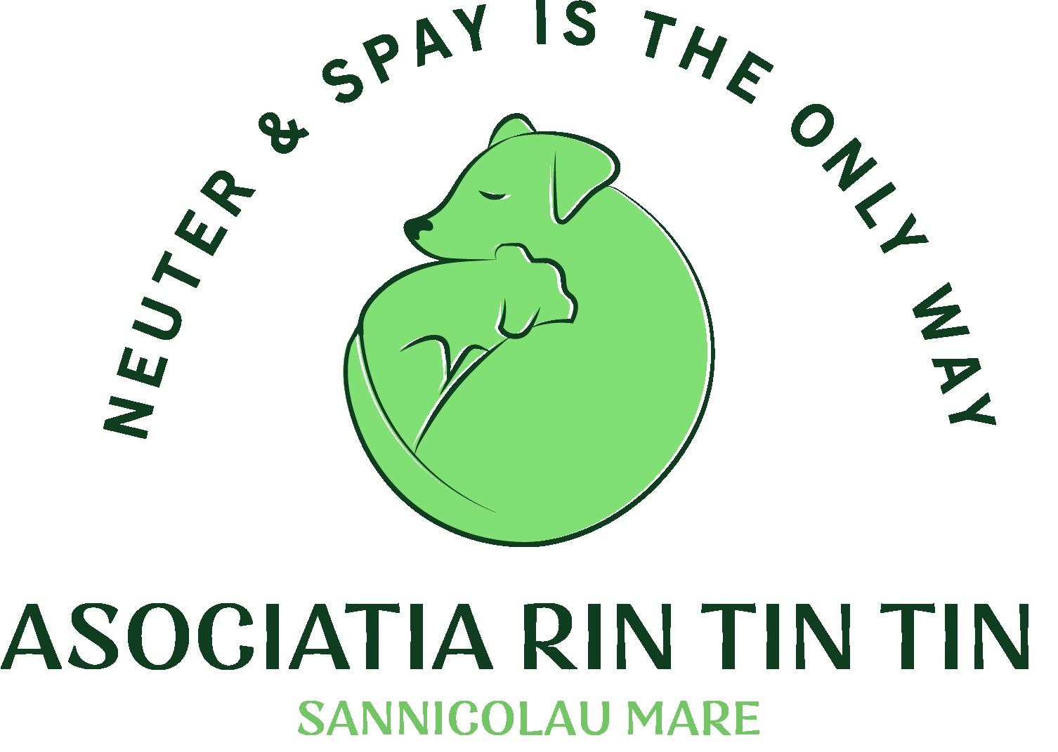 Asociatia Rin Tin Tin  logo