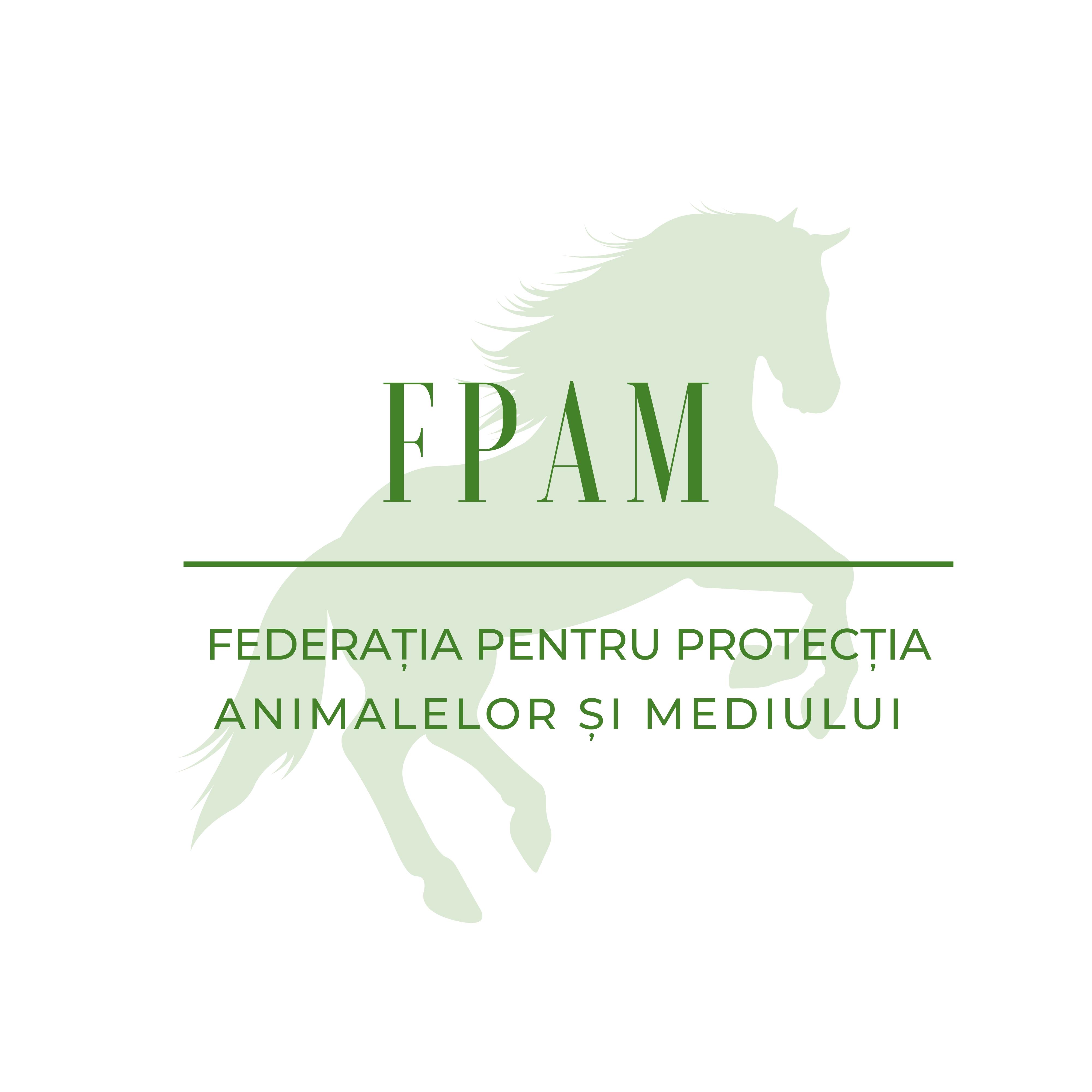 Federatia pentru Protectia Animalelor si Mediului - Romania logo