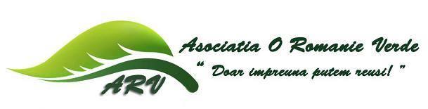 Asociatia O Romanie Verde logo