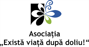 Asociatia Exista viata dupa doliu logo