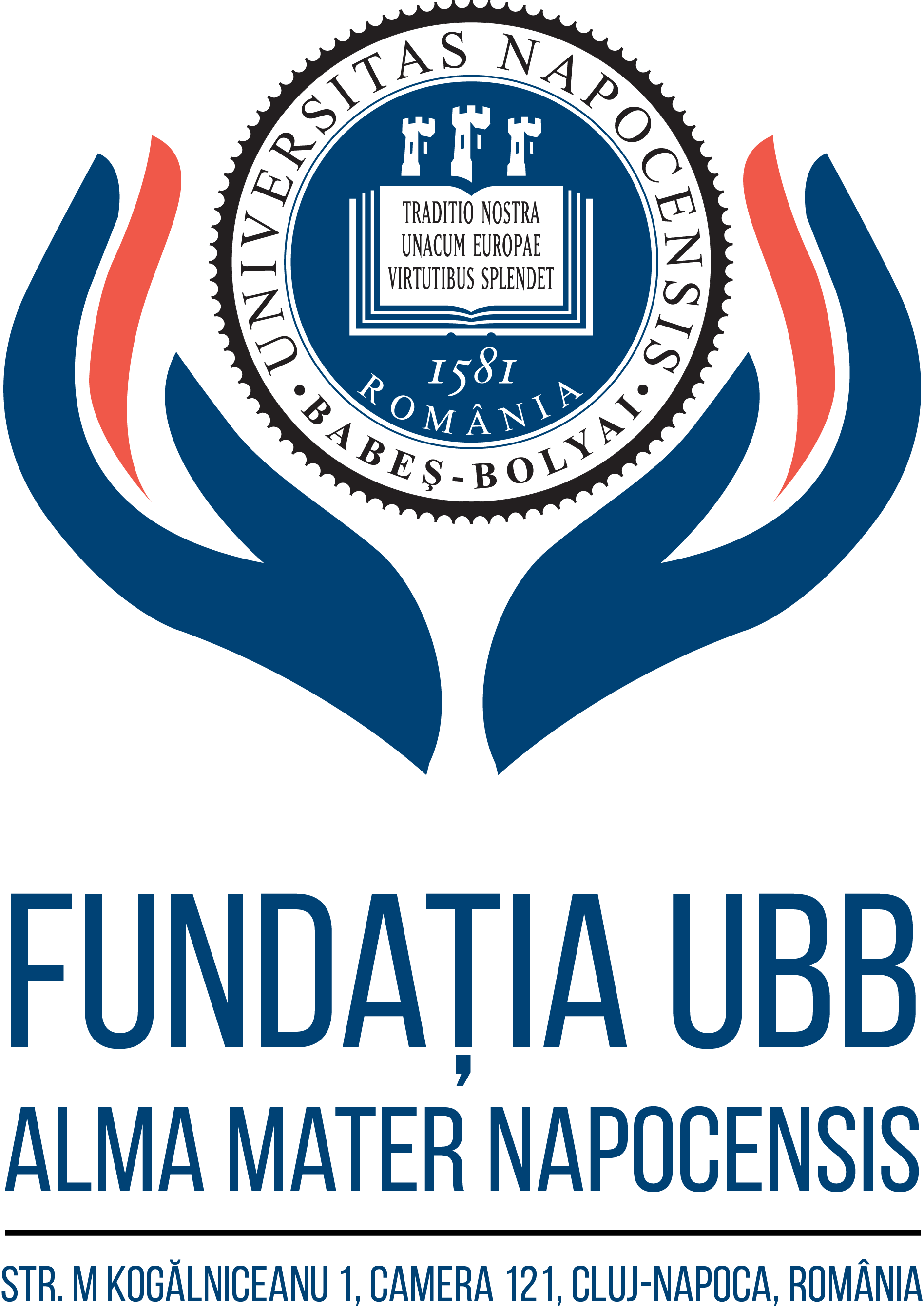 Fundația Alma Mater Napocensis logo