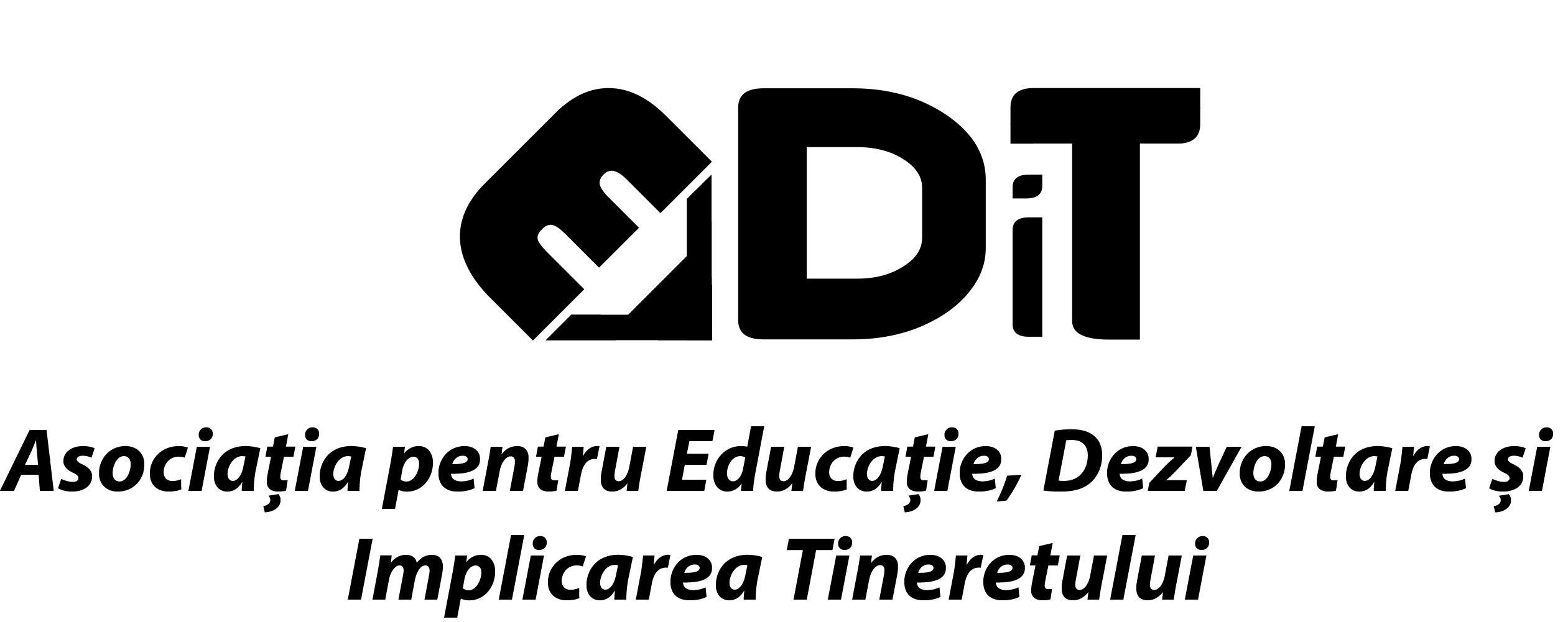 Asociația EDIT logo