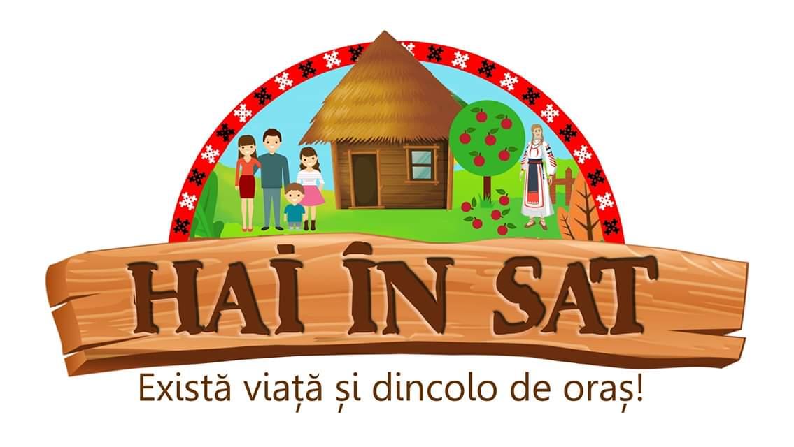 Asociația Culturală Hai în Sat  logo