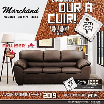 Meubles marchand the tough savings event mar 1 28 2018 reebee