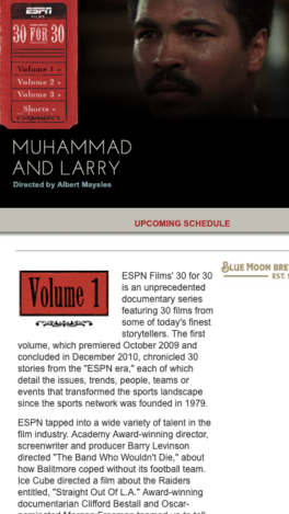 Espn website mobile 1