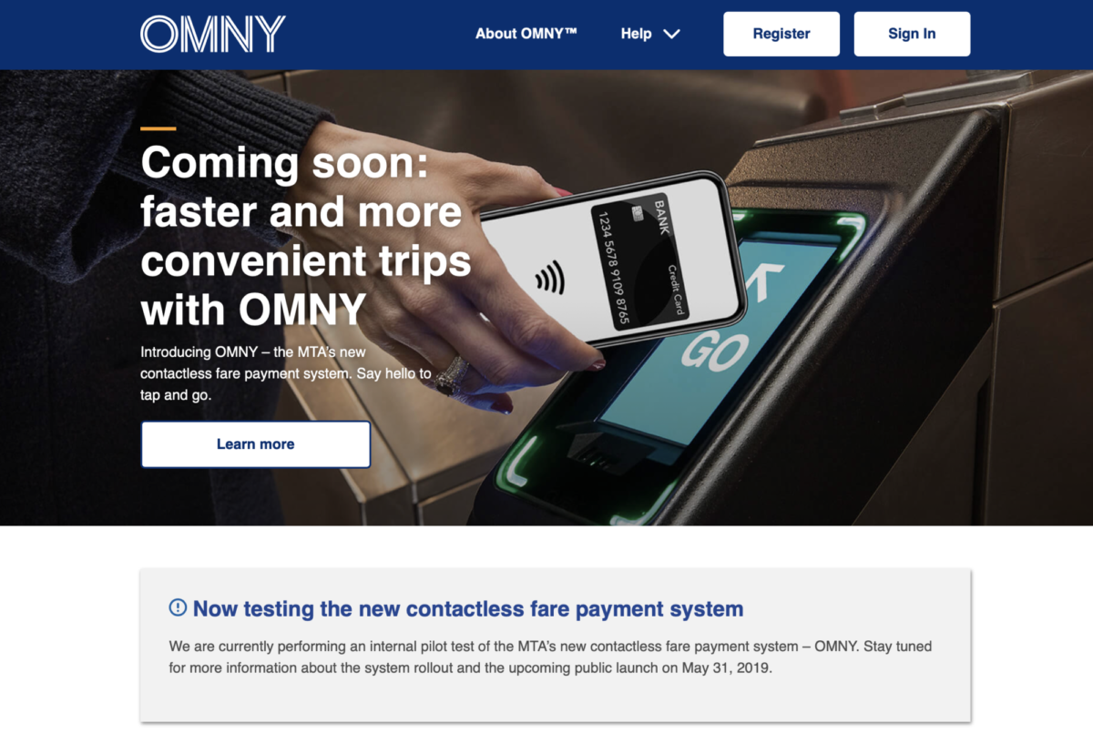 Omny website desktop 1