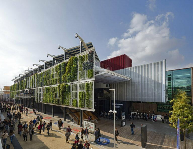 EXPO Milano USA Pavilion
