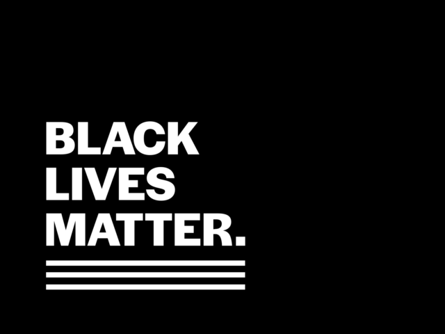 Standing in Solidarity with #BlackLivesMatter