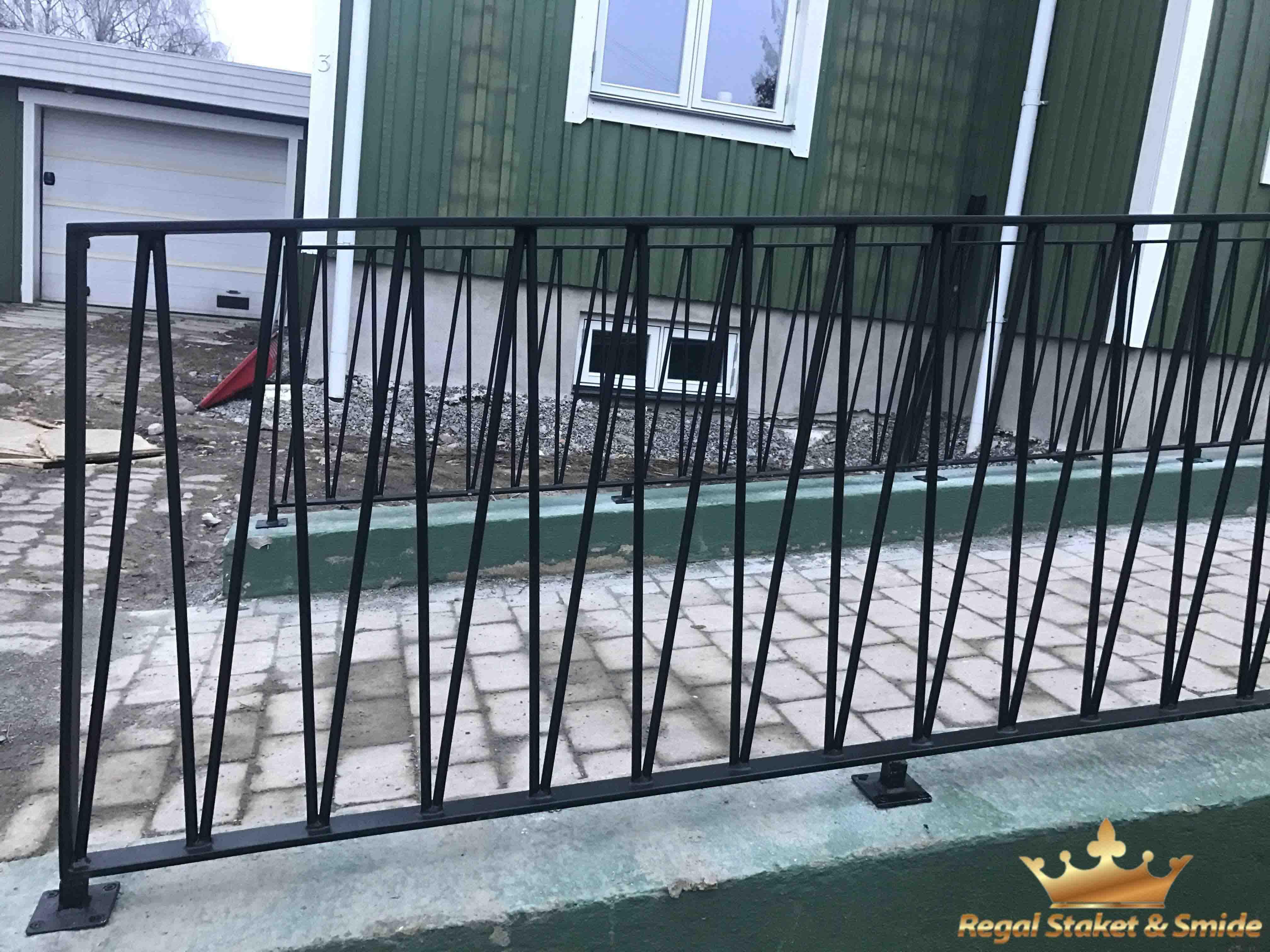 Balkongräcken b9