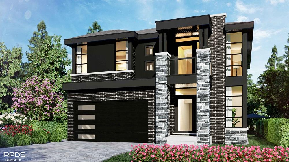 Model: Bertie   Collingwood Homes