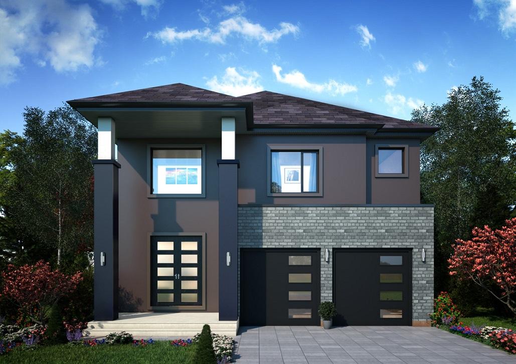 Model: Nimrit Villa   The Vision