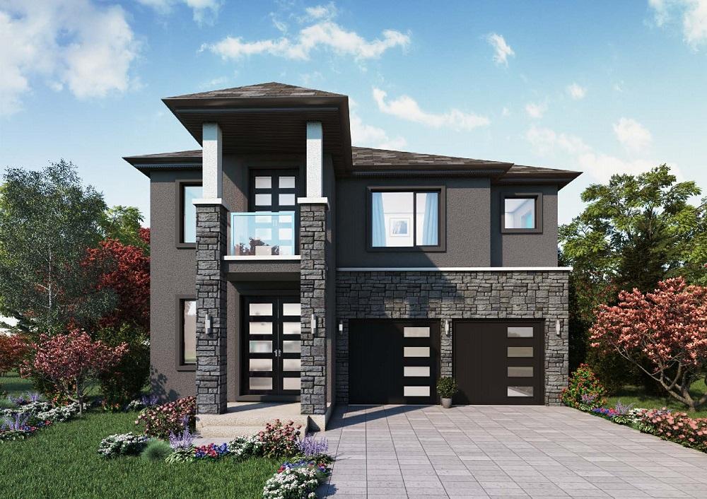 Model: Kitchener | Homes In Niagara Falls