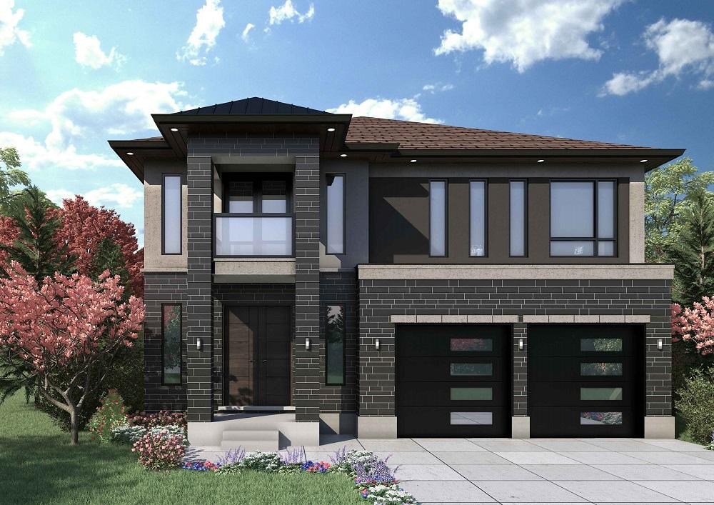 Model: Aroma   Collingwood Homes