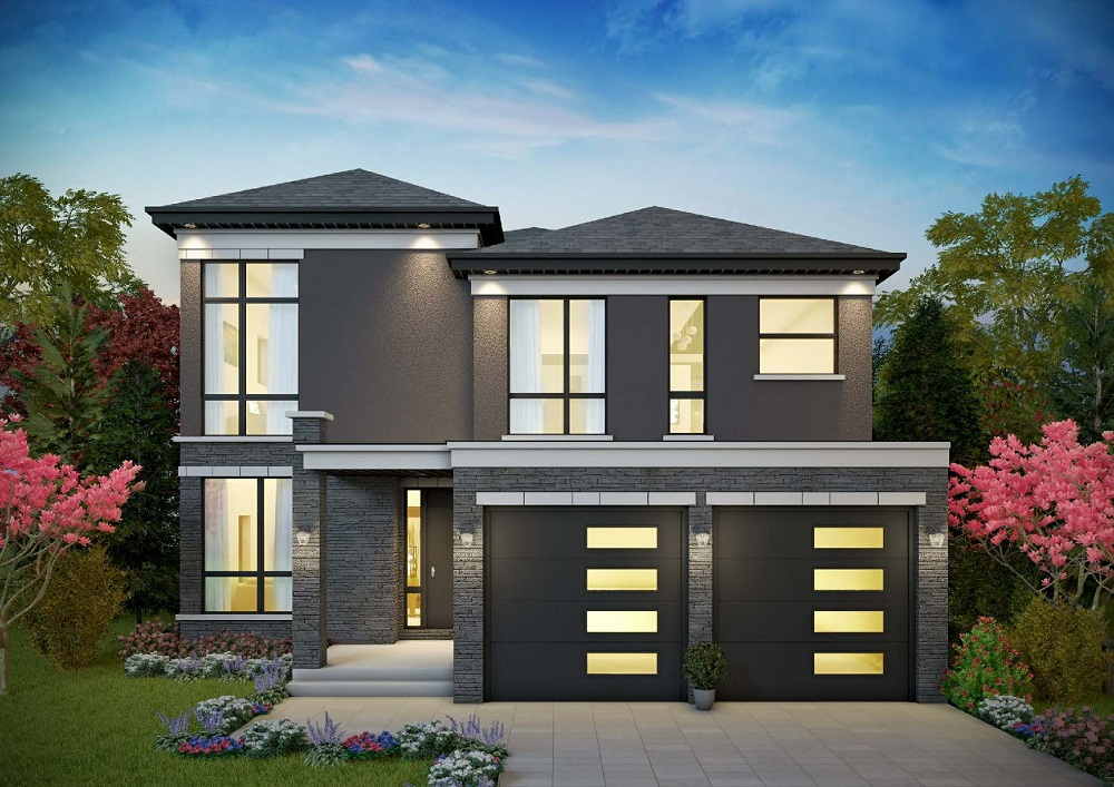 Model: The Manchester | Homes In Niagara Falls