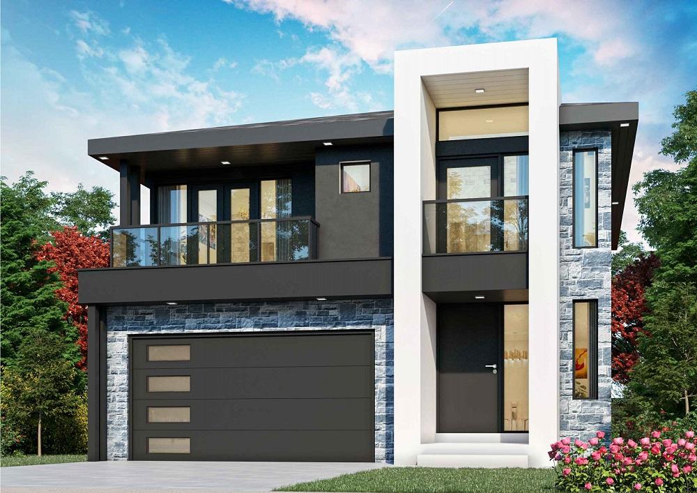 Model: Marcus   Collingwood Homes