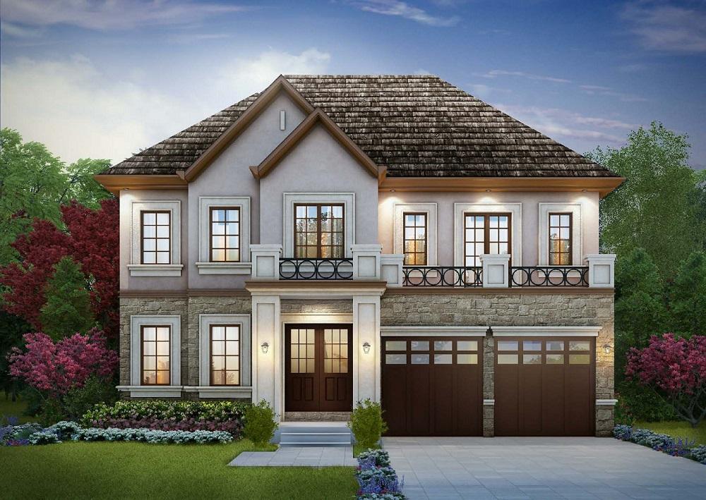 Model: The Windsor | Homes In Niagara Falls