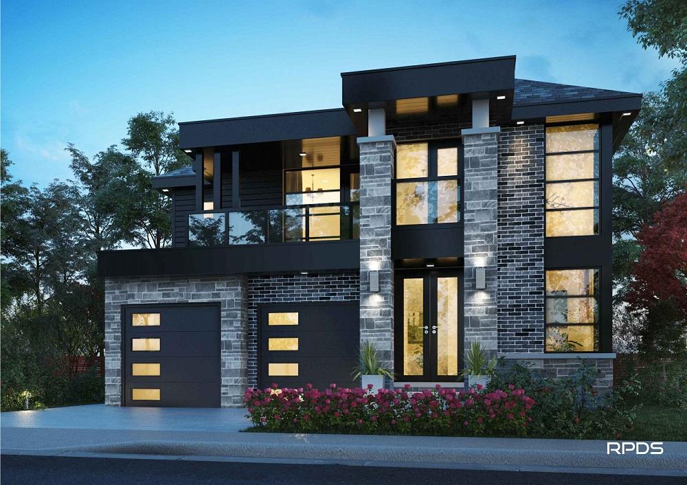 Model: Theodore   Collingwood Homes