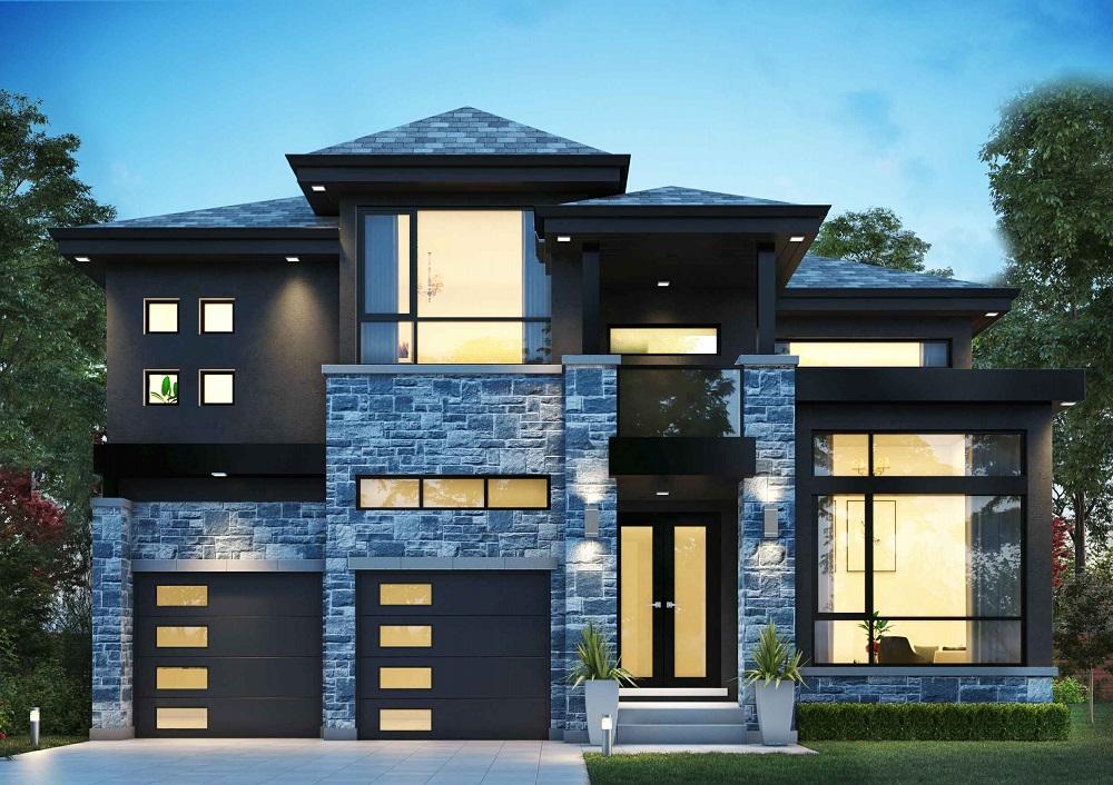 Model: BRONZE   Collingwood Homes