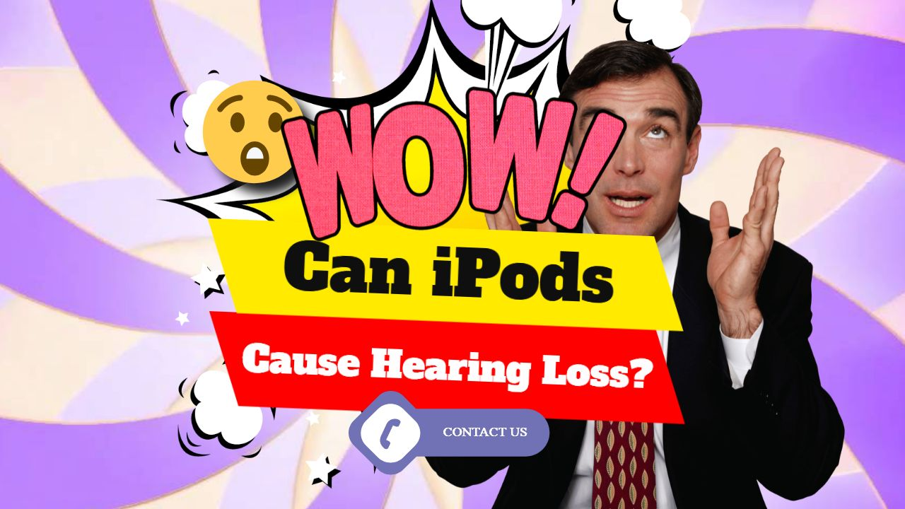 Can Ipods Cause Hearing Loss?