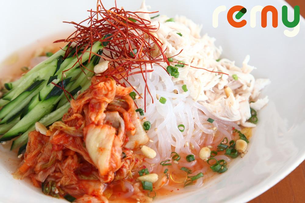 夏のおいしいダイエット「カロリー0麺」by
