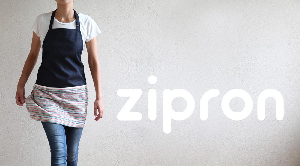 「zipron」開発ストーリー