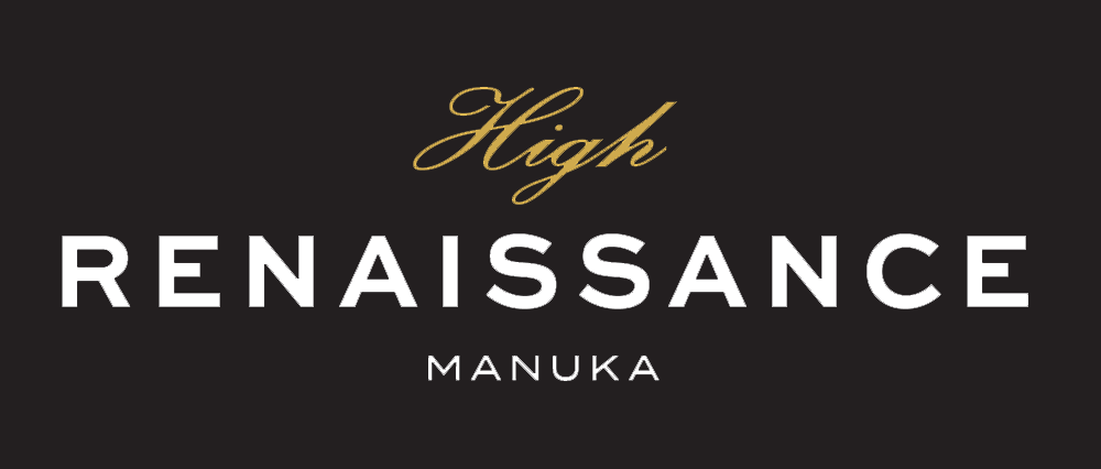Renaissance Manuka High Logo