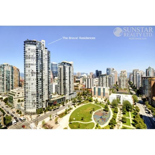 Yaletown Furnished 2 Bed + Office W/ Brava!