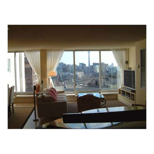 Central Toronto furnished 2 bedroom Condominium for rent