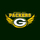 Green bay packers wallpaper logo wings