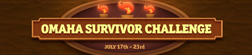 Omaha survivor challenge big