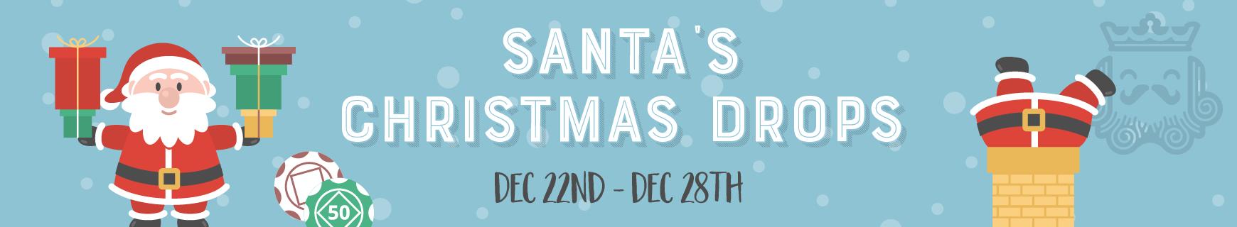 Santa's christmas drops %28870 x 160%29 2x