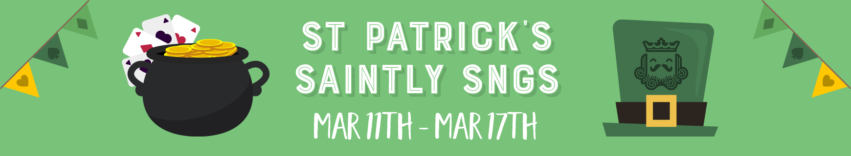 St patrick's saintly sngs %28870 x 160%29 2x