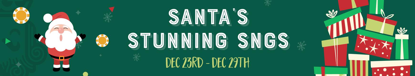 Santa's stunning sngs   dashboard %28870 x 160%29