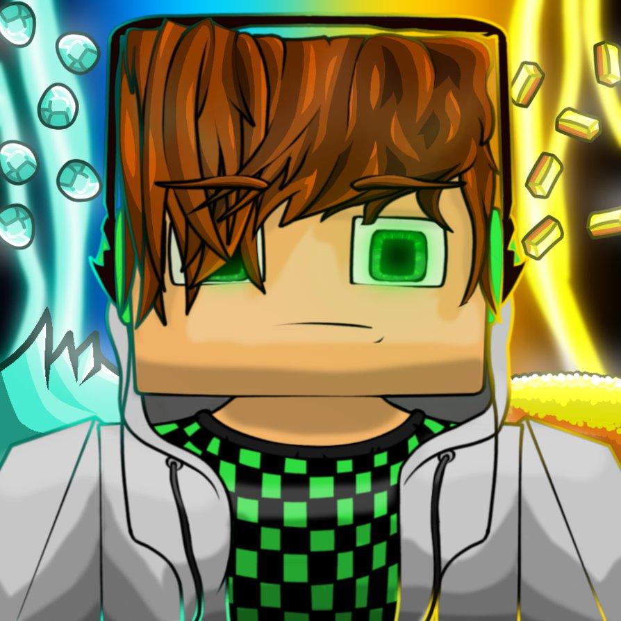 Картинки на аватарку ютуб майнкрафт