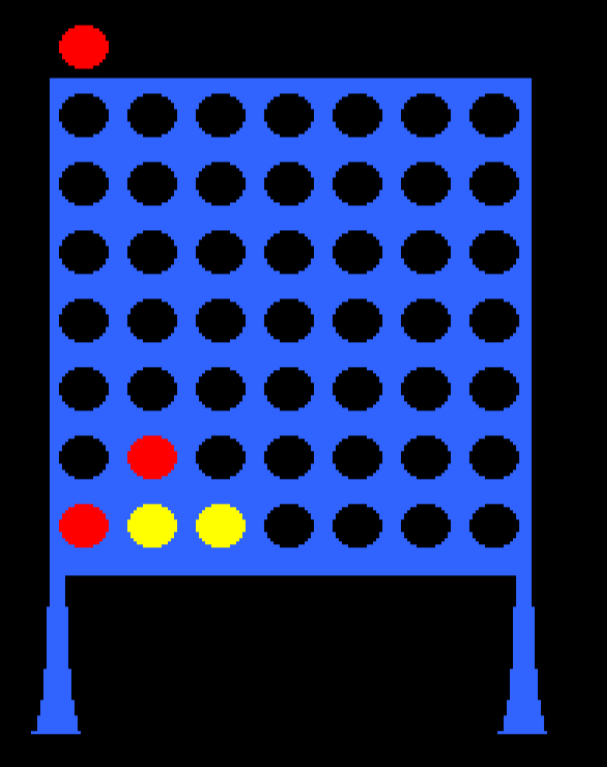 Repl it - Connect 4 2 0 (with better graphics and more effects!)