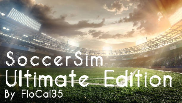 Soccer Sim Ultimate Edition