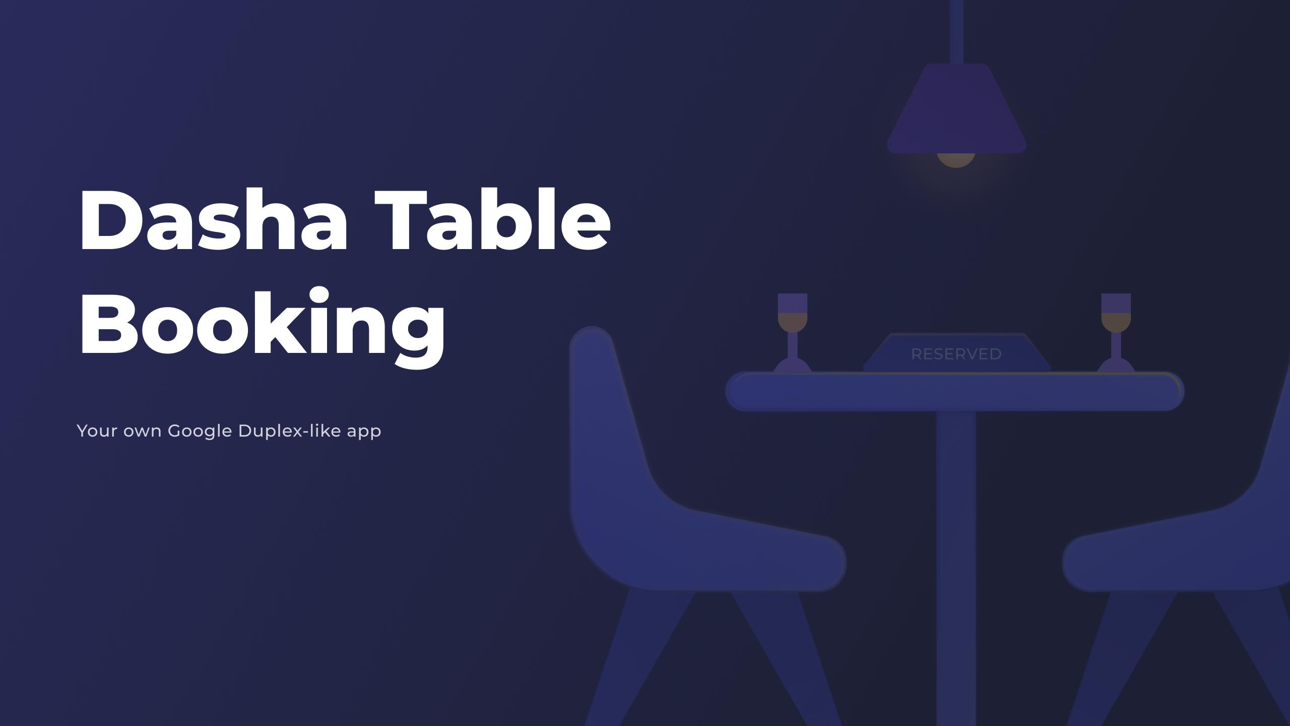 dasha-table-booking