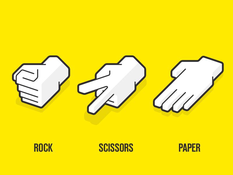 Rock paper sissors game!