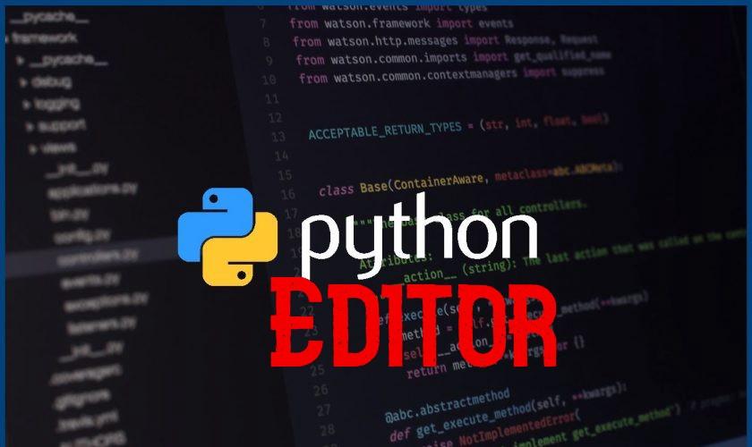 Python Editor (Online)