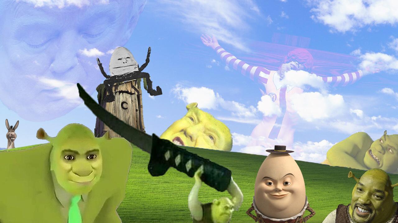 Shrek Hop