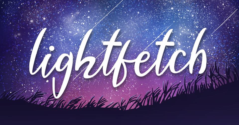 lightfetch