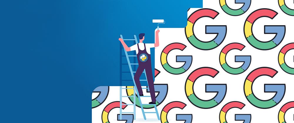 Google Search Scrape Title, Link, Domain, Snippet (python)