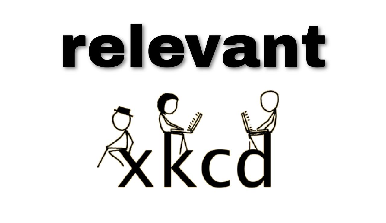 relevantxkcd