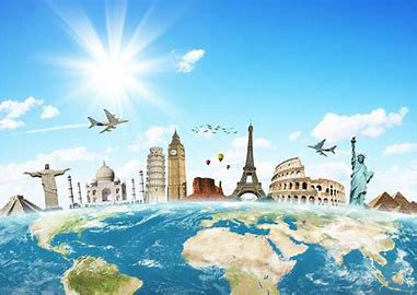 My Top 10 Travel Destinations - Version 1